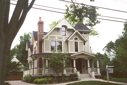 Beautiful Victorian Style Home