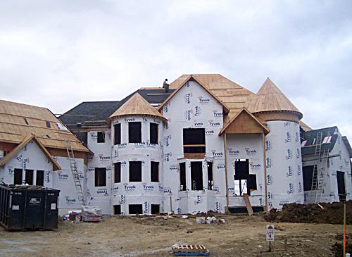Homes Under Constrution Sabala Construction High
